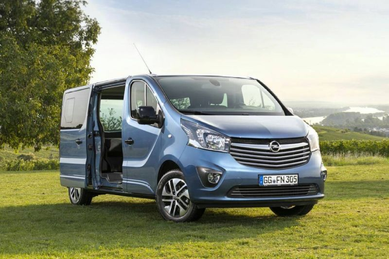 VB FullAir 2C Vivaro